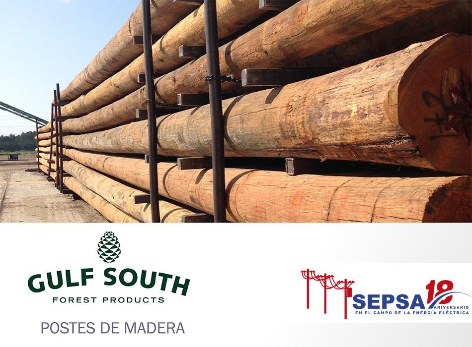 Postes de madera nicaragua sepsa